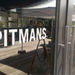 PITMANS(ピットマンズ)でペットと一緒にランチブッフェ
