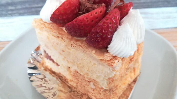 江戸川区瑞江パティスリーナガキタのケーキが絶品!